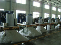 5t Slurry Ice Machine for Seafood Chilling Fluid Ice Machine