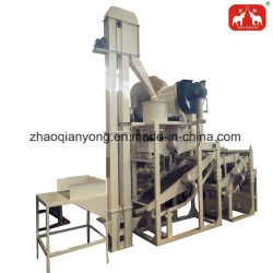 Single Unit Sunflower Seeds Sheller Machine with CE Approved