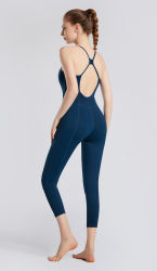 New Fashion Fitness Gym Wear Jumpsuits Yoga Sports Clothing Women Yoga Gears