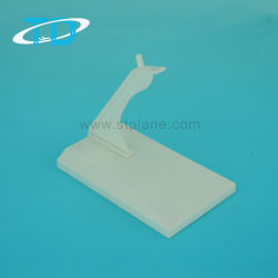 Aircraft Model Stand Rectangle Plastic Stand