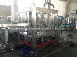 Automatical Olive Oil Filling Machine with PLC Control