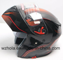 High Quality Great Graphics DOT Approved Flip up Helmet