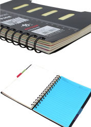 A4 A5 Spiral Exercise Note Book for Students/ School Supply Stationery Children Notebook