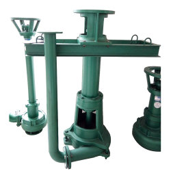 Nl50-8 High Pressure Sewage Pump Vertical Sand Slurry Pump
