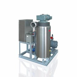10 Ton Ice Water Liquid Slurry Ice Machine for Seafood