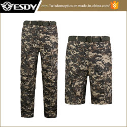 Outdoor UV Protection Quick Dry Fishing Climbing Sports Pants Camouflage