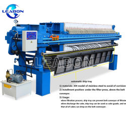 Sludge Slurry Treatment Equipment Water Purification Filter Press