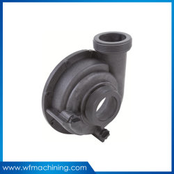 Cast Steel Valve Casting Parts with Machining for Auto Transmissions