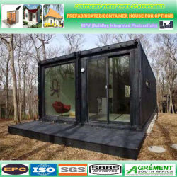 20FT 40FT Used Shipping Luxury Home Prefab Prefabricated Container House for Sale