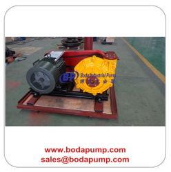 Anti-Abrasive Water Treatment Single Stage Centrifugal Horizontal Slurry Pump