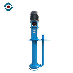 80m High Head Abrasive-Resistant Mineral Processing Vertical Slurry Pump for Pulp
