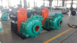 Mine Tailings High Pressure Boosting Ah Slurry Pump