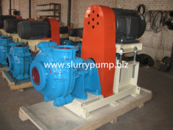 High Flow Rate Wear Resistant Centrifugal Slurry Pump