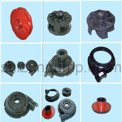 Rubber Wear Resistant Slurry Pump Parts