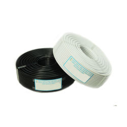 China Factory Standard Shield RG6 Coaxial Cable Connect TV/CATV/VCR/Digital Router
