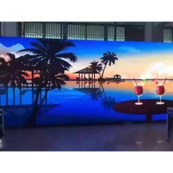 Indoor P4.81 Full Color Stage LED Screen for Video Wall