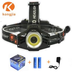 Long Focus LED Bike High Lumen Rechargeable Headlamp