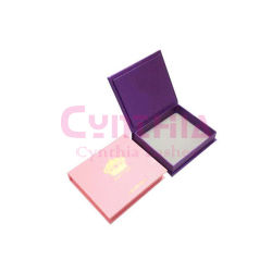 Cuatomer Logo Packaging Lashes Gift Box