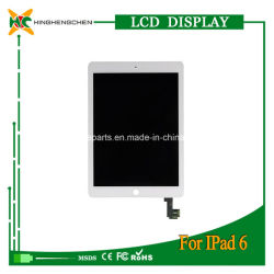 Tablet PC Repair Parts for iPad Air 2 LCD Screen and Digitizer Touch Screen for iPad 6