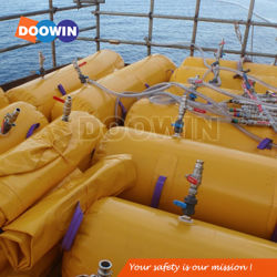 Lifeboat and Davit Load Testing Water Weight Bag