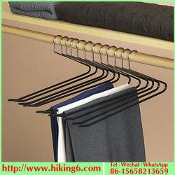 Superieur Open End Trouser Hanger, Pants Hangers, Saveing Space Hanger