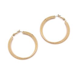 fc2e2ad1c China Gold Hoop Earring, Gold Hoop Earring Manufacturers, Suppliers ...