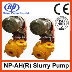 Slurry Pump Factory High Chrome 2/1.5 Bah Slurry Pump