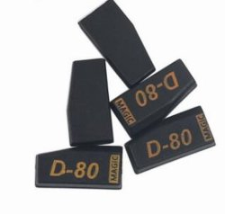 10PCS/Lot 4D 4c 80bit for Toyota G Car Copy Chip with Big Capacity (Special Chip for Magic Wand Transponder Chip Generator)