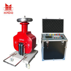Manufacturers Electrical High Voltage Dry/Oil-Immersed/Inflatable Testing Transformer 100kVA 100kv AC/DC Withstand Hipot Test Transformer