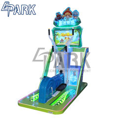 Speed Race Sports Exercise Game Machine