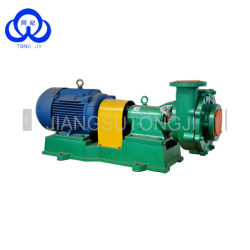 ISO Certificate Centrifugal Pulp Slurry Pump, Plastic Lined