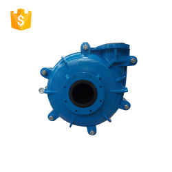China Factory Horizontal Centrifugal Rubber Liner Slurry Pump, Mining Pump, High Chrome Pump