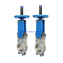 Slurry Knife Gate Valve with Stainless Steel Body