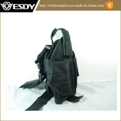 Wholesale Conceal Carry Light Weight Polymer Handcuff Holster Black Holsters