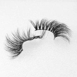 Wholesale Siberian Mink False Lashes 3D Artificial Mink Eyelash with Custom Package