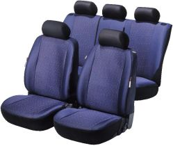 Universal 11 PCS Full Sets Polyester Fabric Car Seat Cover (JH-A0495)