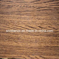 Wooden Surface Aluminum/Aluminium Sheet for Decoration Wall (RA-035)