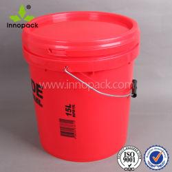 PP 15kg Concrete Pail for Australia Market