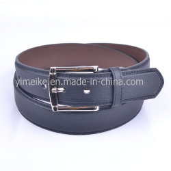 Factory OEM Design Casual Double Stitch PU Belt for Man