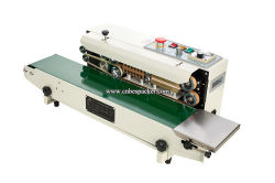 Automatic Iron Body Continuous Bag Sealing Machine