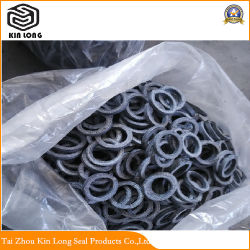 Carbon Fiber Packing Ring with Good Thermal Conductivity, Wear Resistance and Chemical Stability