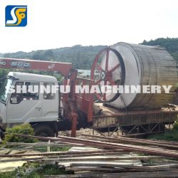 Complete Home Paper Product Making Machinery Line for Toilet Tissue Roll