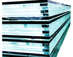 Heat Insulated Fire Resistance Glass