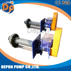 Vertical Slurry Pump for Sand Dredging