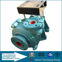 Horizontal Centrifugal Electric Gold Mining Slurry Pump