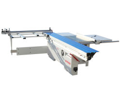 Factory Wholesale Sliding Table Saw with Scoring Blade