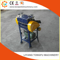 Scrap Copper Cable Peeling Stripping Machine
