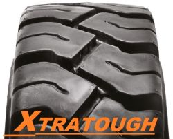 Forklift 7.00-12 Solid Resilient Tyres for High Intensity Application