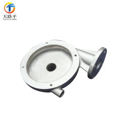 Factory OEM Custom Precision Investment Cast Water Pump Housing