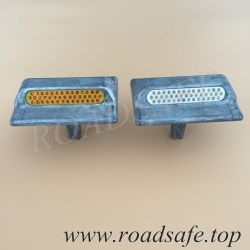 High Heat Resistance Glass Beads Road Stud Reflector